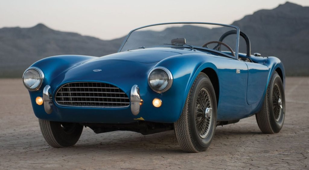 Cobra 427 de Carroll Shelby